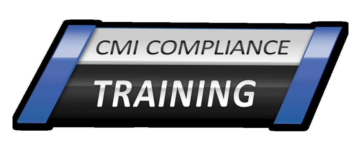CMI Compliance Training